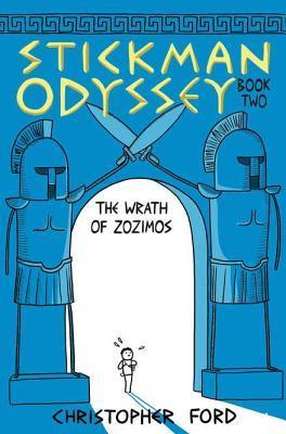 Stickman Odyssey 2: An Epic Doodle, Book 2