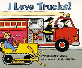 I Love Trucks cover art