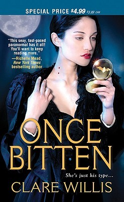 Once Bitten book review