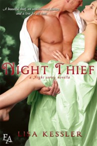Night Thief (Night Series, #1.5)