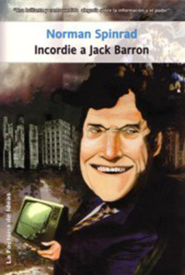 Incordie a Jack Barron Book Cover
