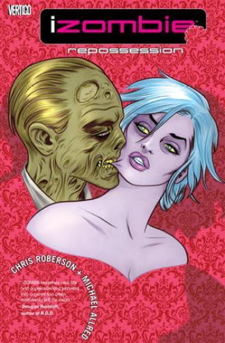 iZombie Vol. 4 by Chris Roberson & Michael Allred | reading, books, book covers, cover love, zombies