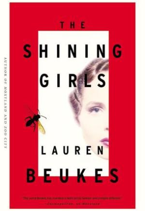 #Printcess review of The Shining Girls by Lauren Buekes