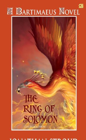 the ring of solomon cover