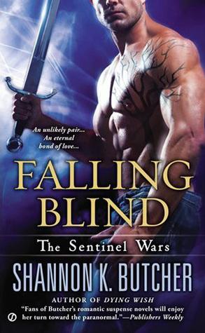 Falling Blind (Sentinel Wars, #7)