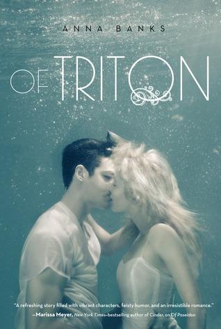 Of Triton (Of Poseidon, #2)