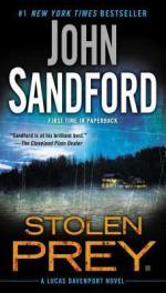 Book Review: John Sandford's Stolen Prey