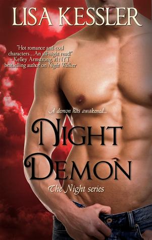 Night Demon (Night Series, #2)
