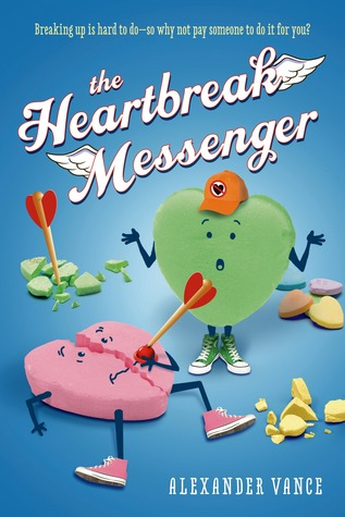 The Heartbreak Messenger by Alexander Vance