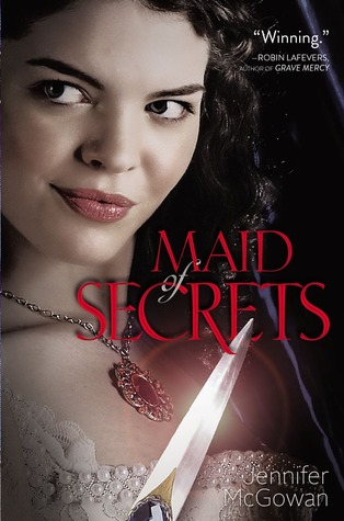 Blog Tour | Maid Of Secrets by Jennifer McGowan