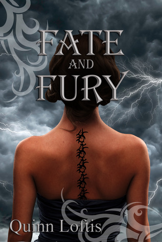 Fate and Fury (The Grey Wolves, #6)