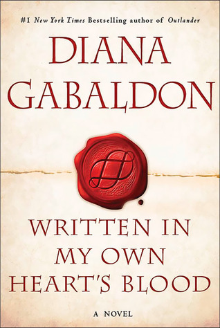 Written in my own hearth's blood - Diana Gabaldon