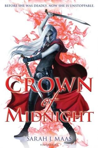 Crown of Midnight (Throne of Glass #2) – Sarah J Maas