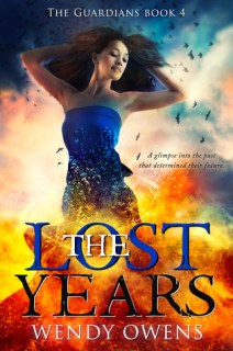 The Lost Years (The Guardians, #4)