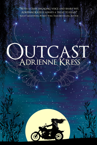3 Stars: Outcast by Adrienne Kress