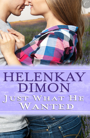 Just What He Wanted (Holloway, #4)