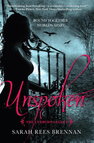 Book Review: Unspoken