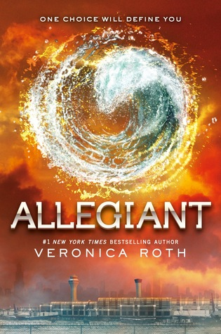 Friday Book Beginnings and Friday 56: Allegiant by Veronica Roth