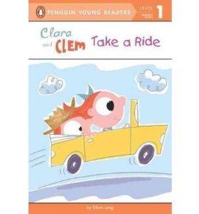 Clara and Clem Take a Ride (HC)