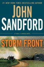 Book Review: John Sandford's Storm Front