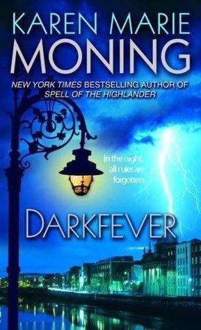 Darkfever Book Cover