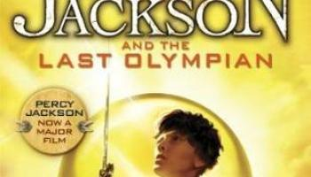 The Last Olympian (Percy Jackson and the Olympians #5) – Rick Riordan
