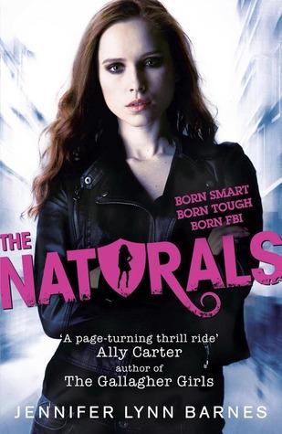The Naturals by Jennifer Lynn Barnes: Profiling in the FBI