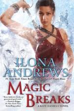 Book Review: Ilona Andrews' Magic Breaks