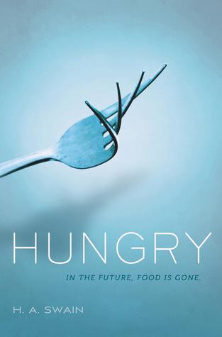 {ARC Review} Hungry by H.A. Swain @HeatherASwain