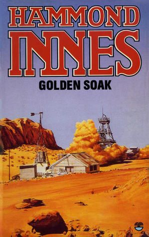 Fontanta paperback cover of Golden Soak