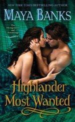 Book Review: Maya Banks' Highlander Most Wanted