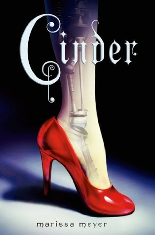 Book Review: Cinder by Marissa Meyer