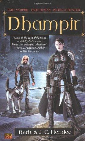 Dhampir (The Noble Dead Saga, Series 1, #1)
