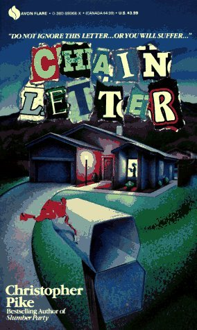 Chain Letter Chain Letter 1 by Christopher Pike  Reviews Discussion Bookclubs Lists