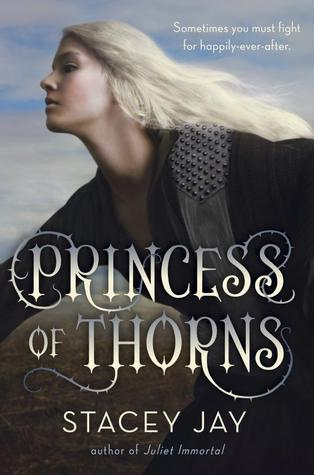Princess Of Thorns by Stacey Jay   Book Review