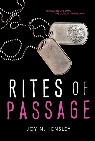 Rites Of Passage by Joy N. Hensley | Book Review