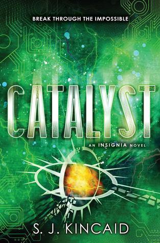 { #Giveaway } Catalyst by S.J. Kincaid @SJKincaidBooks