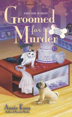 Groomed For Murder (Pet Boutique #2)
