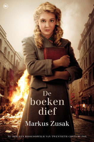 De boekendief – Markus Suzak