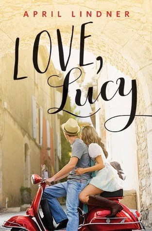 {Top 10+Giveaway} Love, Lucy by April Lindner