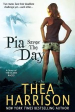 """Book Review: Thea Harrison's """"Pia Saves the Day"""""""