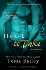 His Risk to Take (Line of Duty, #2)