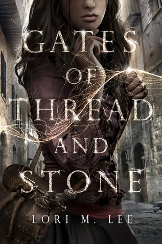 Friday Book Beginnings: Gates of Thread and Stone