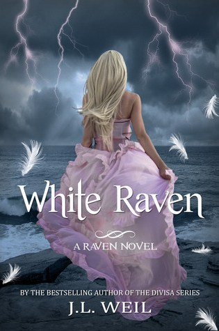 BOOK BLITZ incl; excerpt & giveaway:  White Raven by J.L. Weil