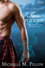 {ARC Review} Love Potions by Michelle M. Pillow
