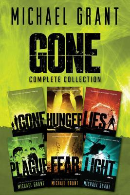 Gone Series Complete Collection Gone Hunger Lies