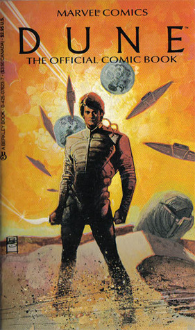 Dune  The Official Comic Book By Ralph Macchio — Reviews