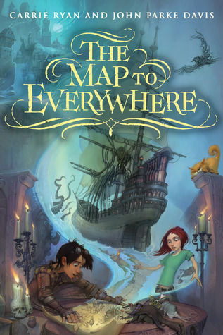 map to everywhere series
