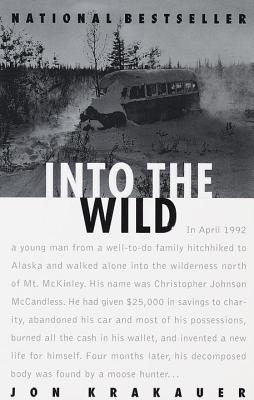 Into the Wild Cover Image from Goodreads