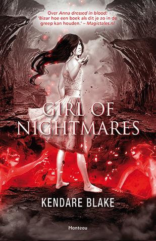 Girl of Nightmares (Anna #2) – Kendare Blake